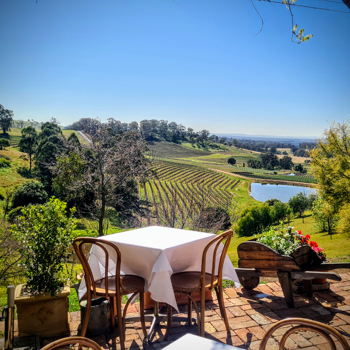 Carillion Wines in the Hunter Valley